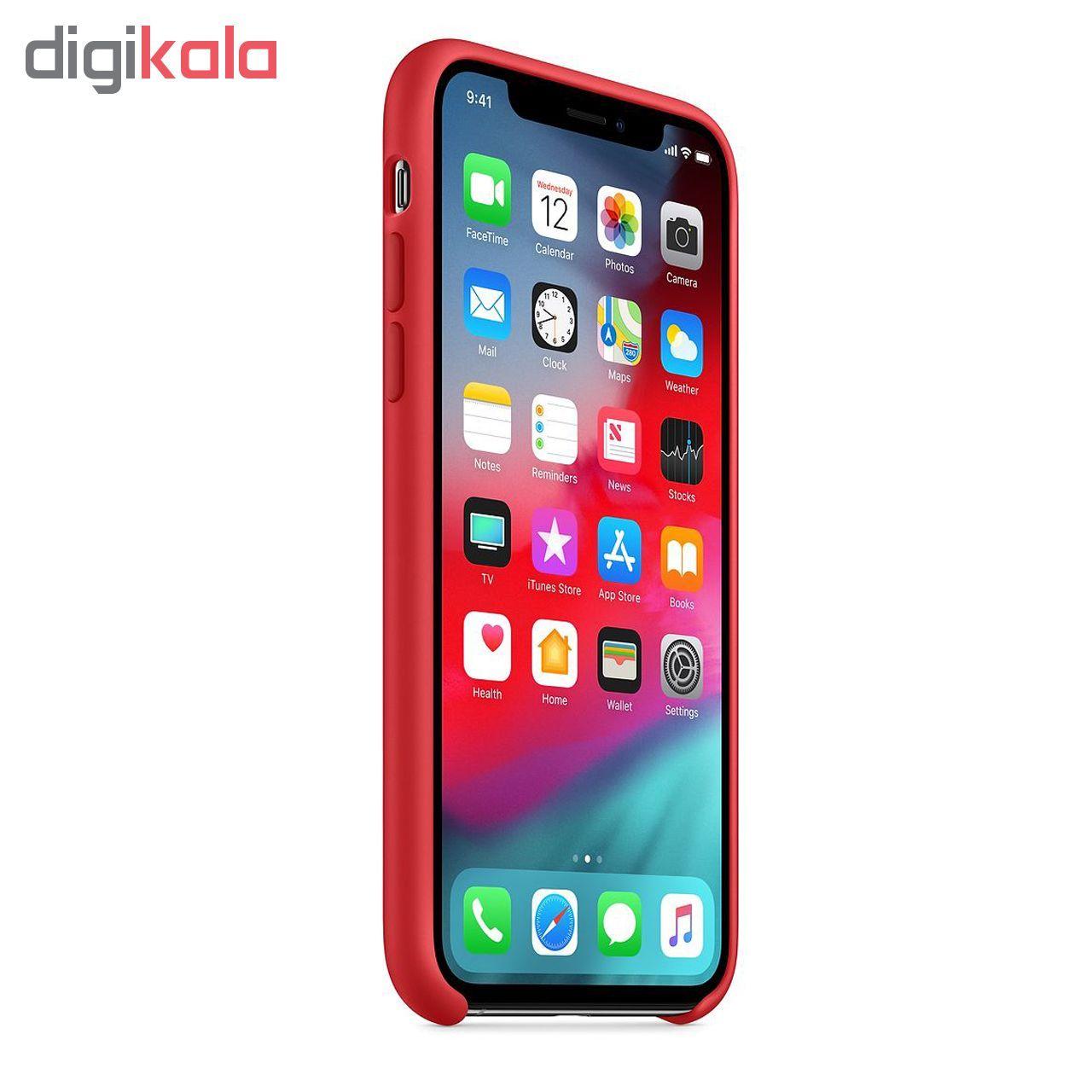 کاور مدل sili004 مناسب برای گوشی موبایل اپل Iphone XS Max main 1 2