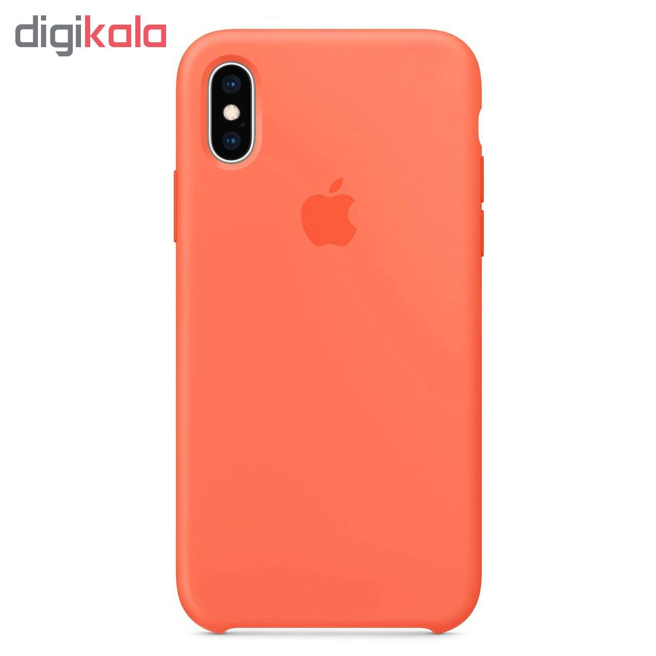 کاور مدل sili004 مناسب برای گوشی موبایل اپل Iphone XS Max main 1 7