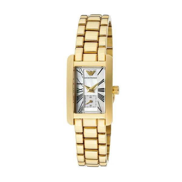 ساعت مچی عقربه ای زنانه امپریو آرمانی مدل AR0175