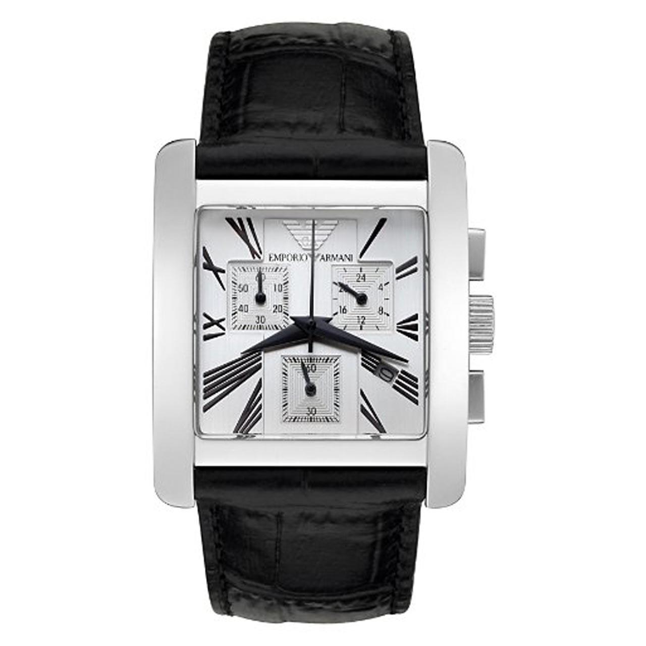 ساعت مچی عقربه ای مردانه امپریو آرمانی مدل AR0187 9