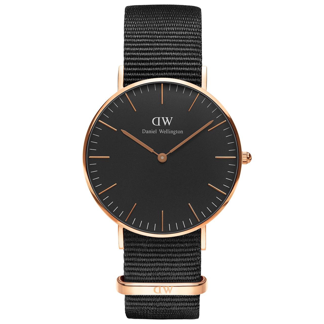 ساعت مچی عقربه ای مردانه مدل DW00100150