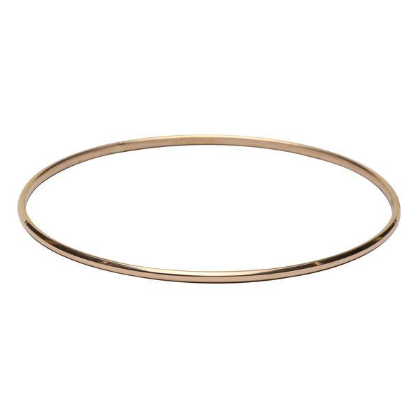 النگو طلا 18 عیار گوی گالری مدل G283