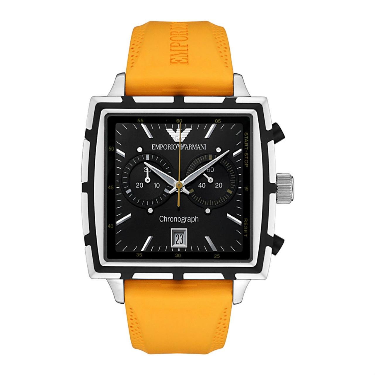 ساعت مچی عقربه ای مردانه امپریو آرمانی مدل AR0594