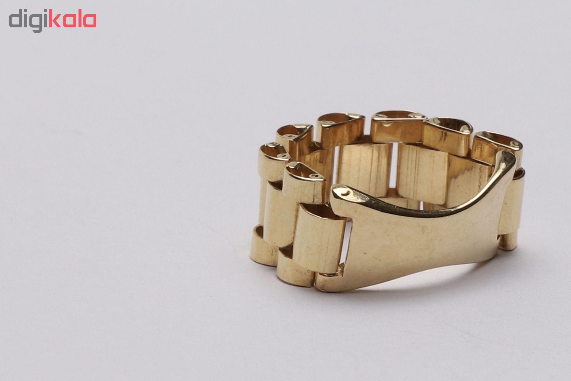 انگشتر طلا 18 عیار زنانه مدل G299