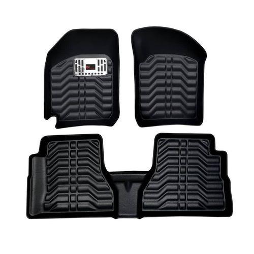 کفپوش سه بعدی خودرو آذر فرش مدل M11 مناسب برای پراید