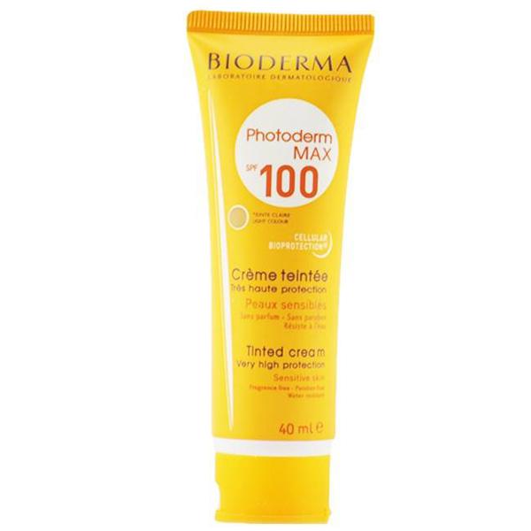 قیمت کرم ضد آفتاب بیودرما مدل Photoderm MAX حجم 40 میلیلیتر