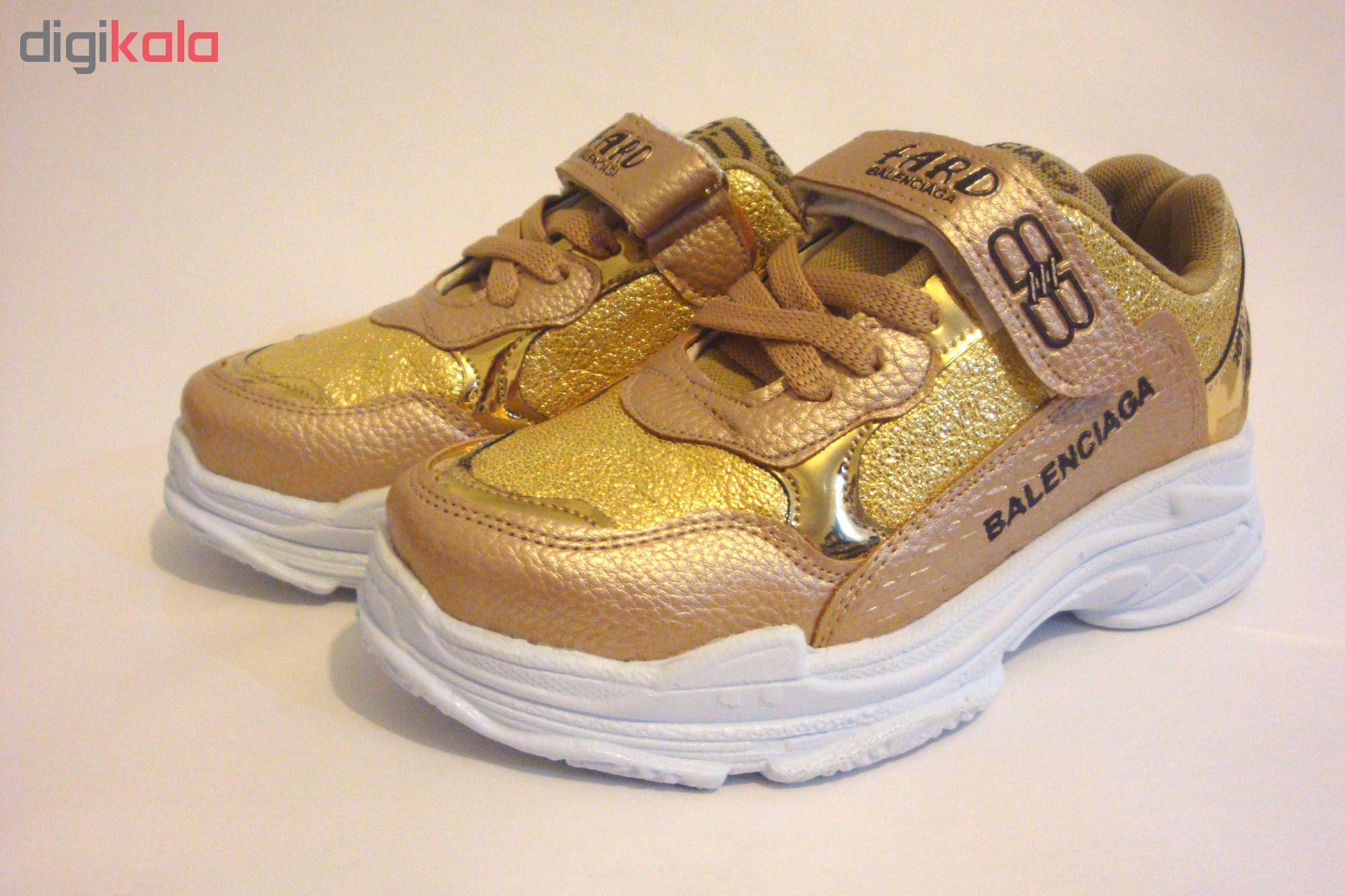 کفش مخصوص پیاده روی دخترانه کد S14