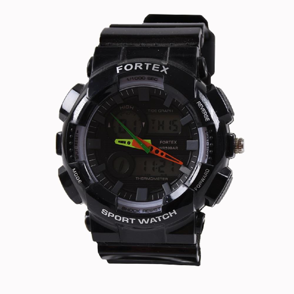 ساعت مچی عقربه ای مردانه فورتکس مدل 117
