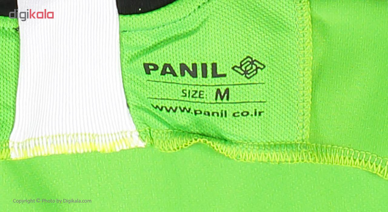 ست تی شرت و شلوارک مردانه پانیل مدل PA1102G