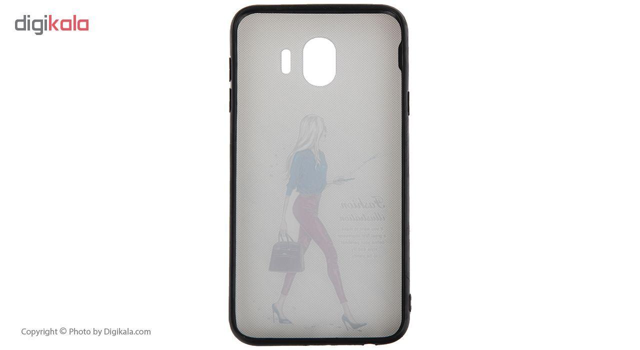 کاور مدل Beauty طرح Fashion-I مناسب برای گوشی موبایل سامسونگ Galaxy J4 2018 main 1 2