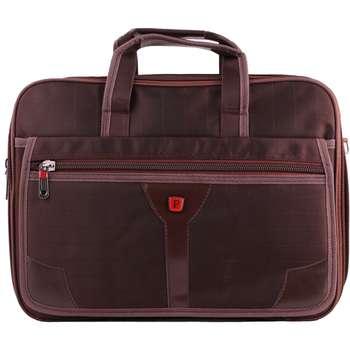 کیف لپ تاپ چرم ما مدل DP-01 مناسب برای لپ تاپ 15.6 اینچی