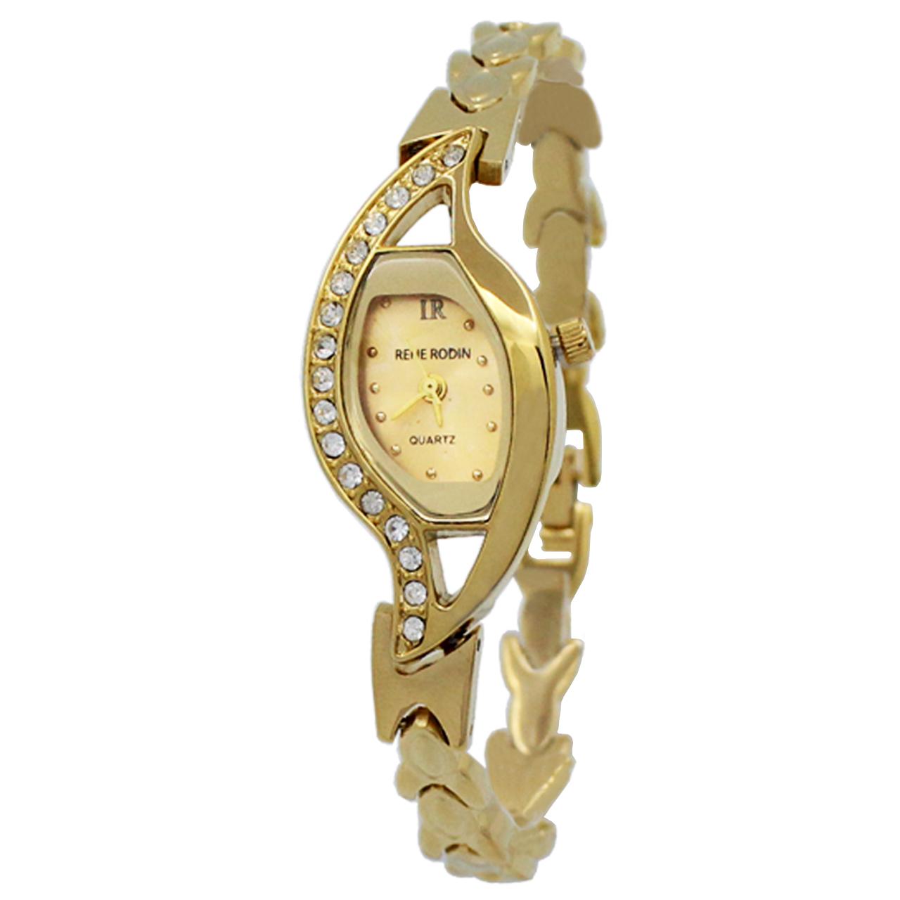 ساعت مچی عقربه ای زنانه رنه رودین مدل DGZU-0168 22