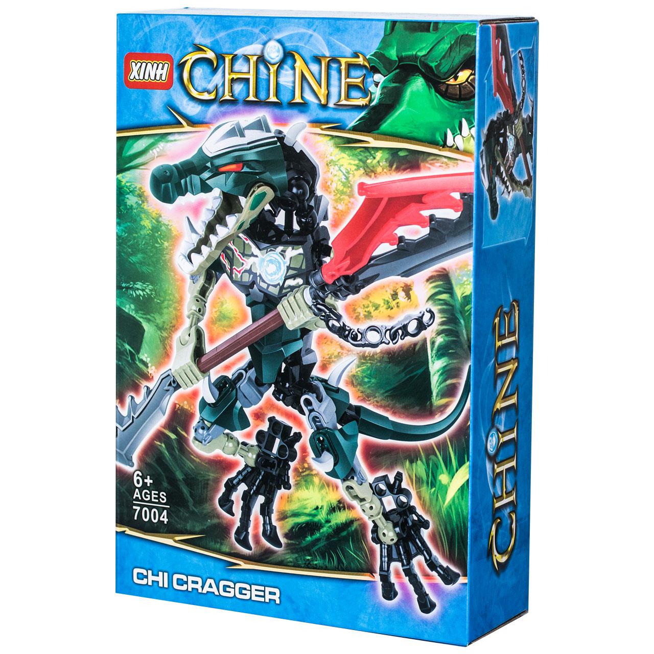 ساختنی ژینه مدل Chine Chi Cragger 7004