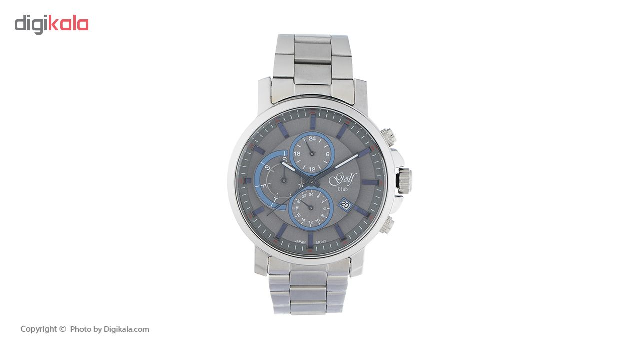 خرید ساعت مچی عقربه ای مردانه گلف مدل 127-2