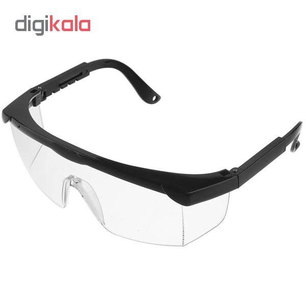عینک ایمنی مدل 94001 کد 01