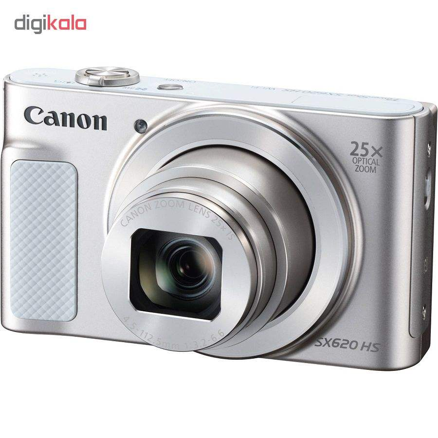 دوربین دیجیتال کانن مدل SX620 HS main 1 10