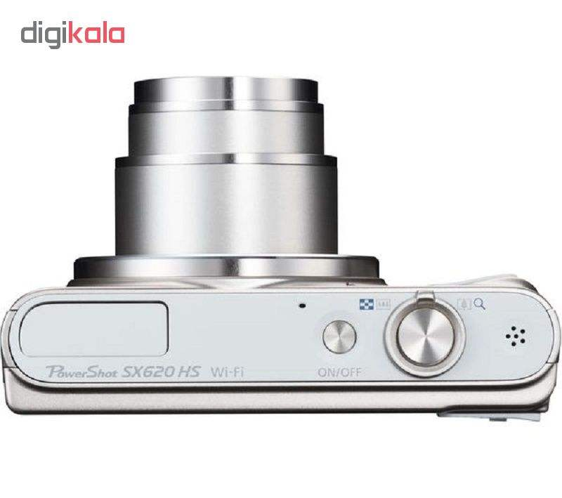 دوربین دیجیتال کانن مدل SX620 HS main 1 12