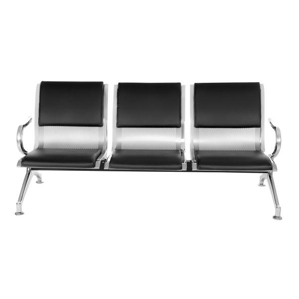 صندلی انتظار پانچی شفق مدل H153S سه نفره