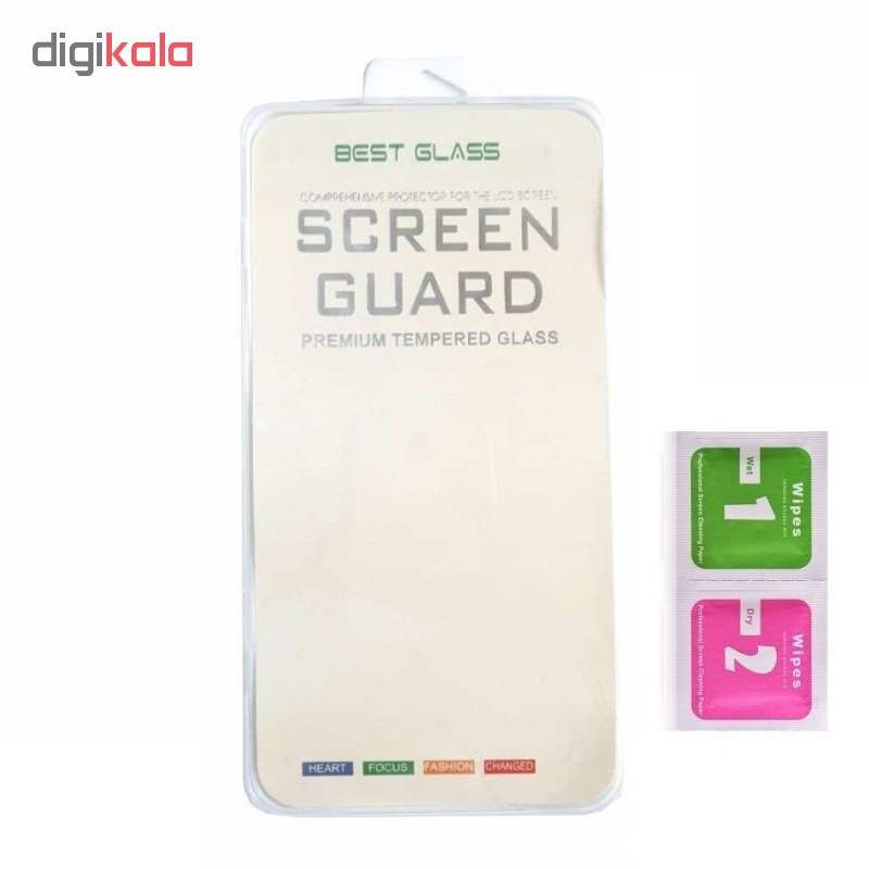 محافظ صفحه نمایش فول کاور مدل 3D Best Glass مناسب برای گوشی موبایل  هوآوی Honor 8 lite main 1 2