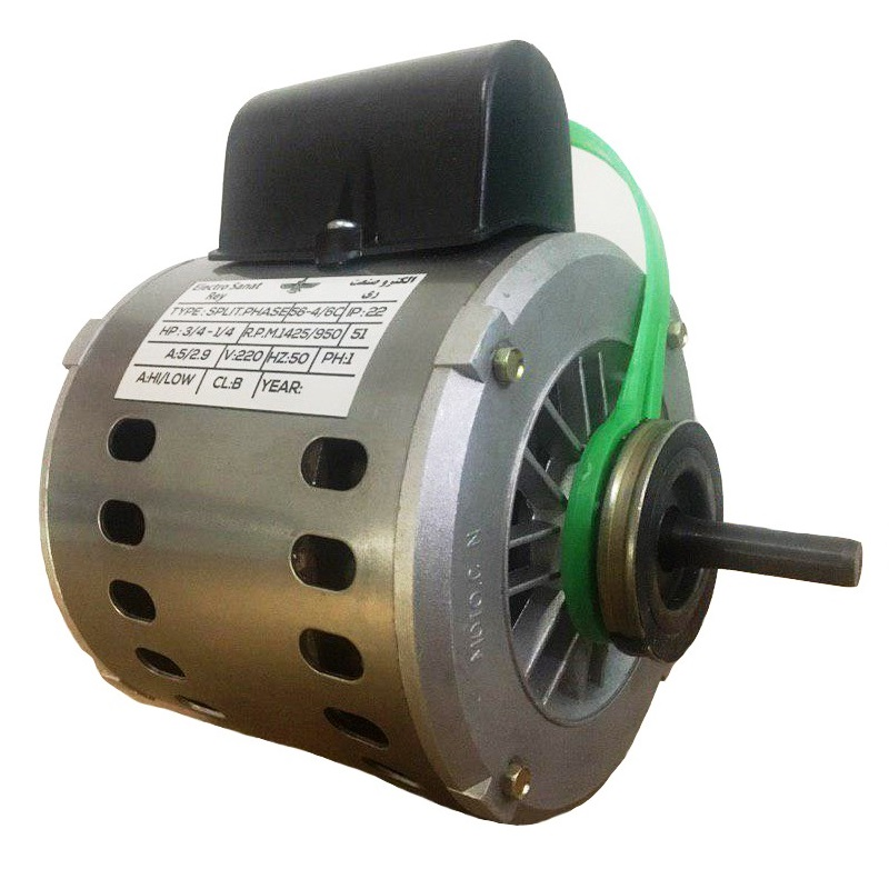 الکترو موتور کولر آبی الکتروصنعت ری مدل 3/4 B