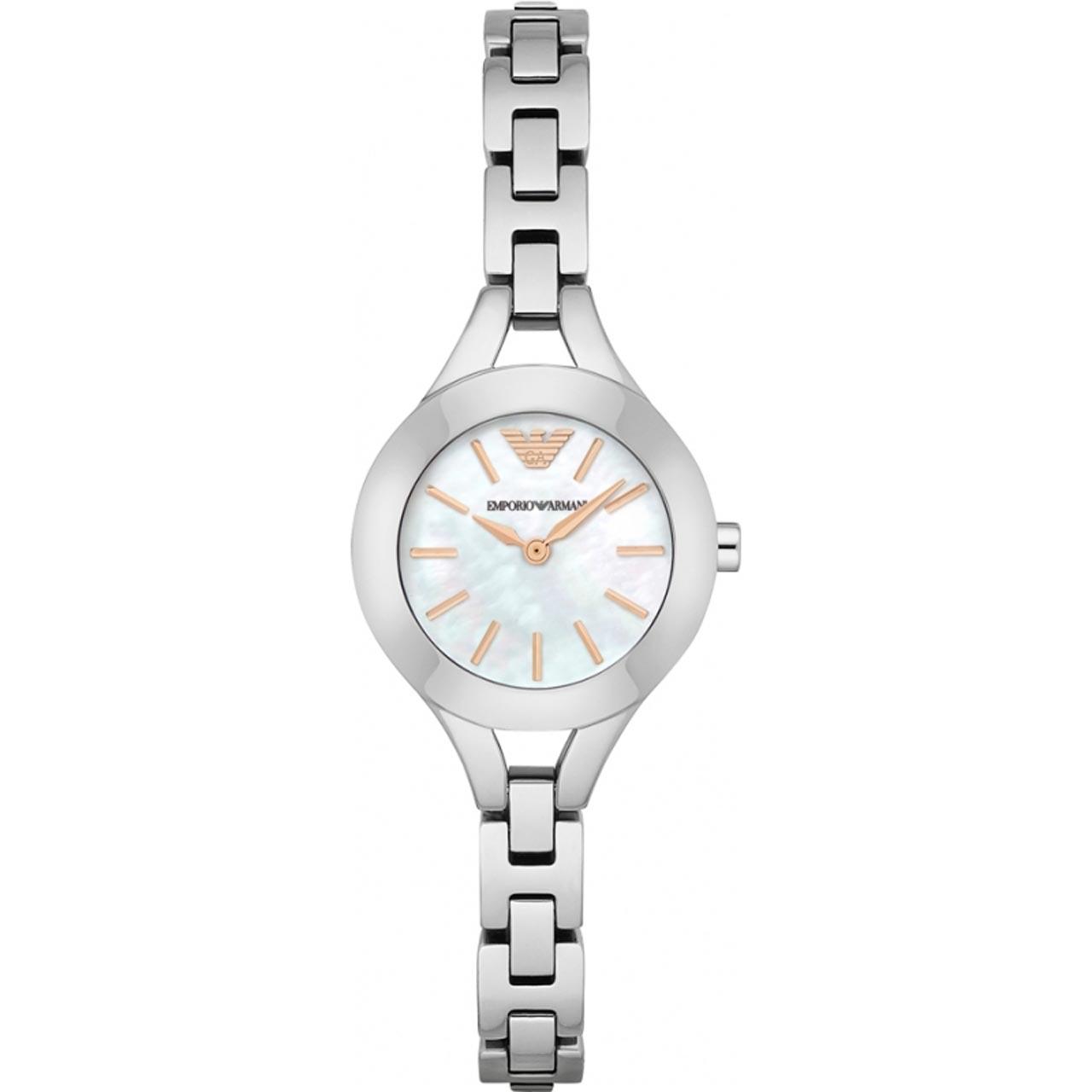 ساعت مچی عقربه ای زنانه امپریو آرمانی مدل AR7425