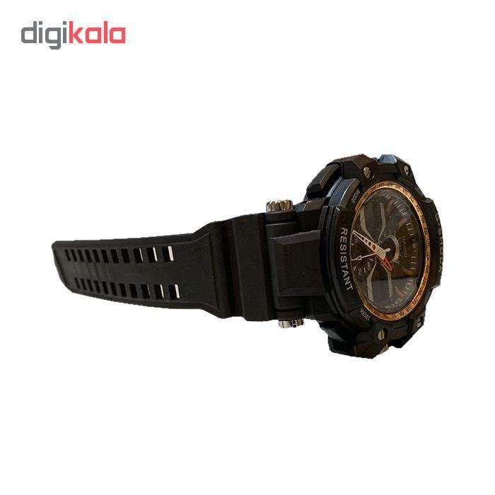ساعت مچی دیجیتال مردانه جی شاک کد  AL A18