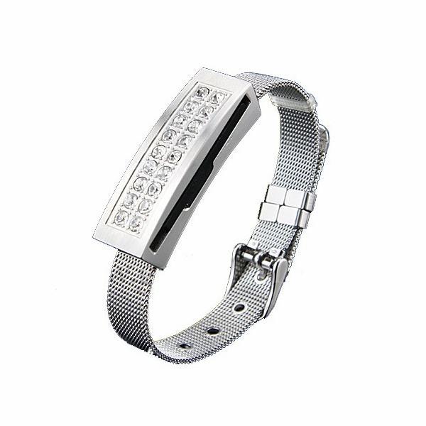 بررسی و {خرید با تخفیف}                                     فلش مموری طرح دستبند مدل Ultita-Bc ظرفیت 8 گیگابایت                             اصل
