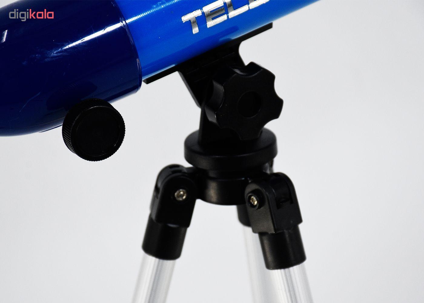 تلسکوپ مدل 50f80