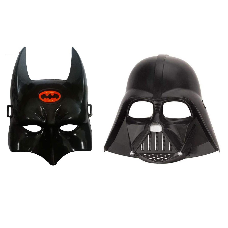 خرید                     ماسک طرح بتمن و جنگ ستارگان بسته 2 عددی