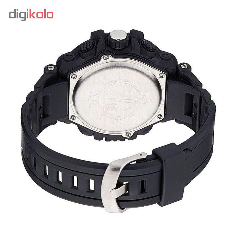 ساعت مچی دیجیتال مردانه کیو اند کیو مدل GW86J004Y