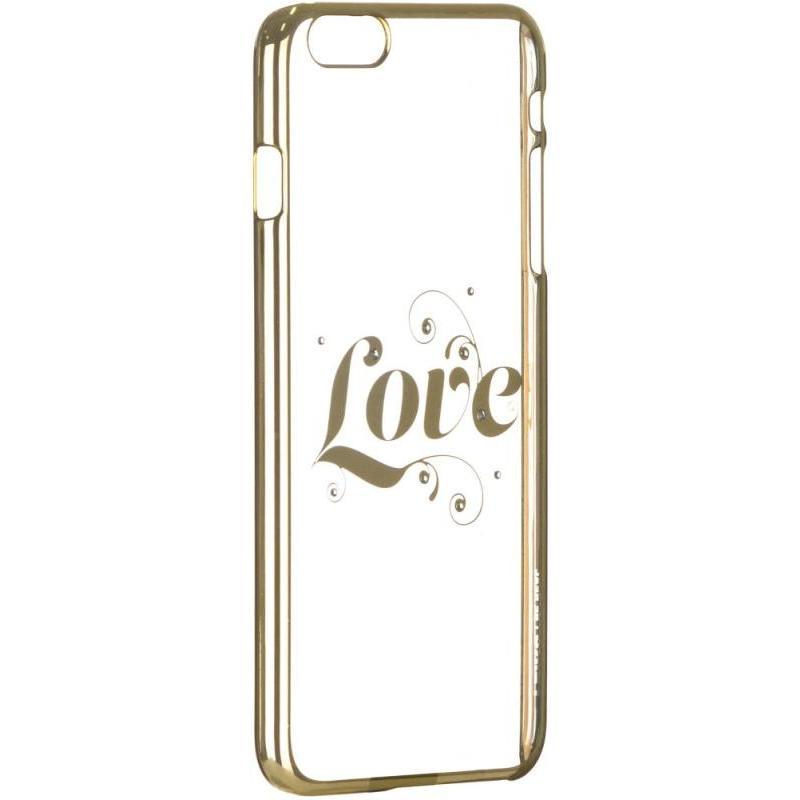 کاور طرح نگین دار مدل F044 مناسب برای گوشی موبایل اپل Iphone 6/6S