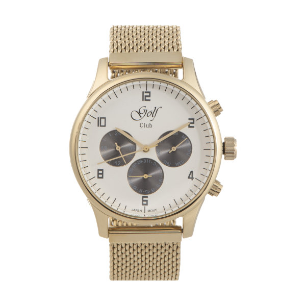 ساعت مچی عقربه ای مردانه گلف مدل 123-5