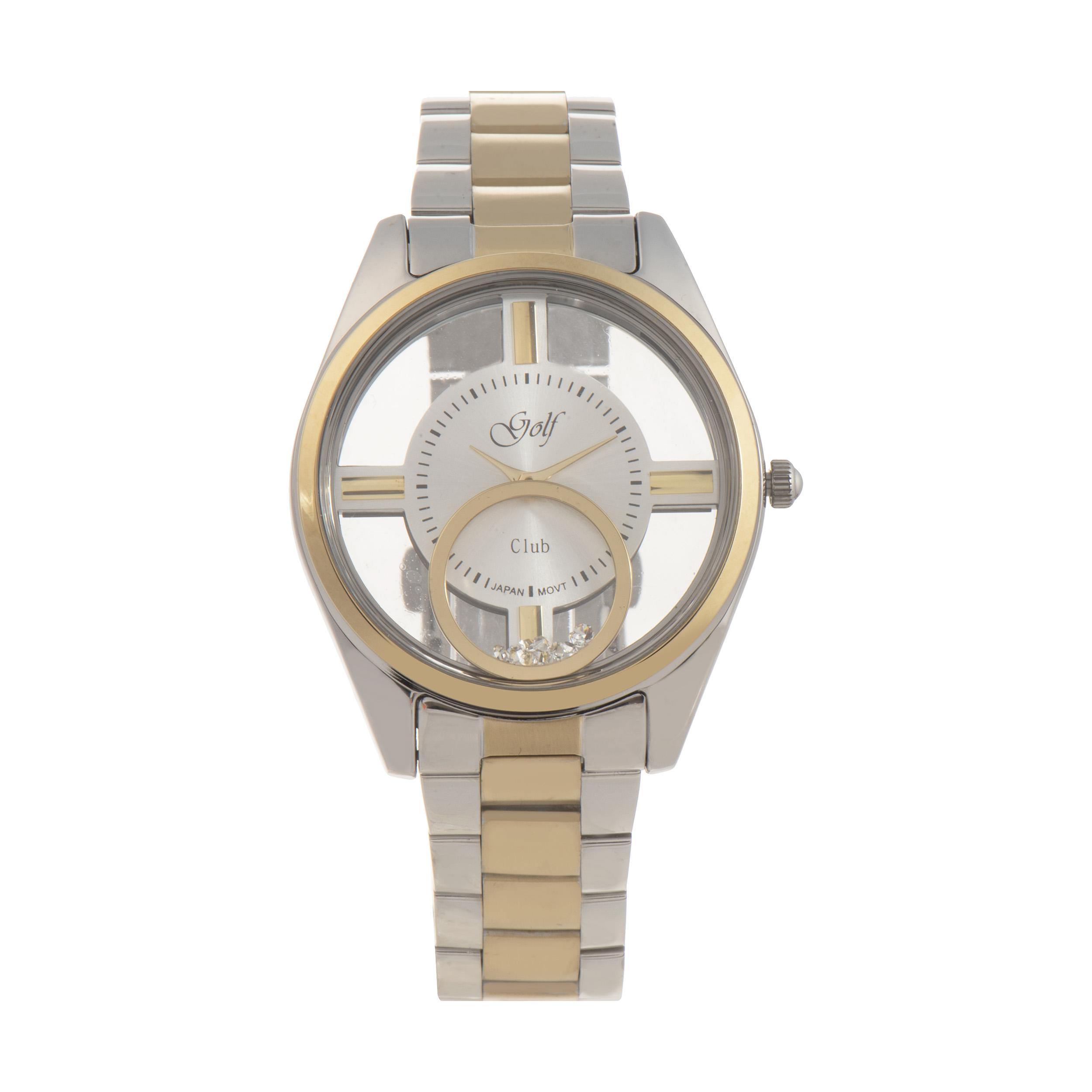 ساعت مچی عقربه ای زنانه گلف مدل 132-1