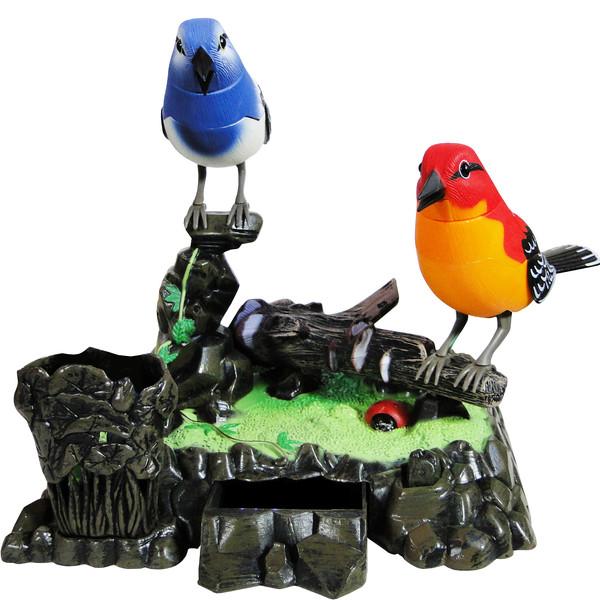 استند اداری رومیزی طرح پرنده کد Bi2390
