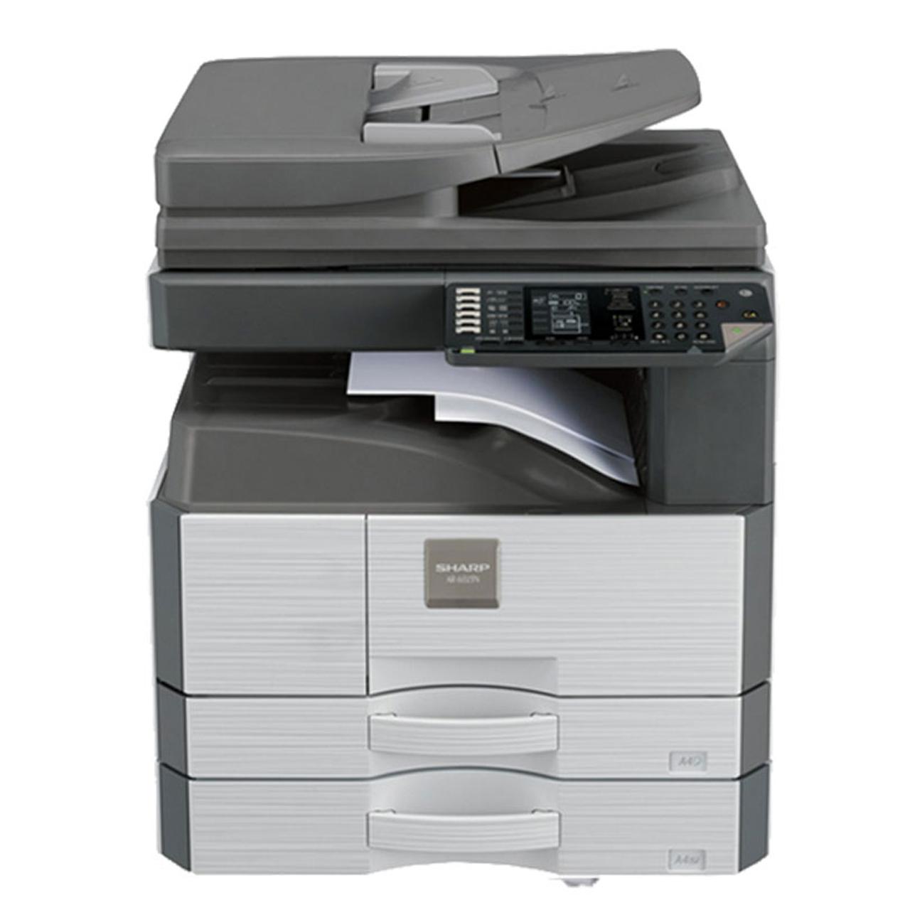 تصویر دستگاه کپی شارپ مدل ایکس 311 ان مجهز به دوپلكس داخلی کپی شارپ AR-X311N with ADF & Dublex 2 Cassette Copier Machine