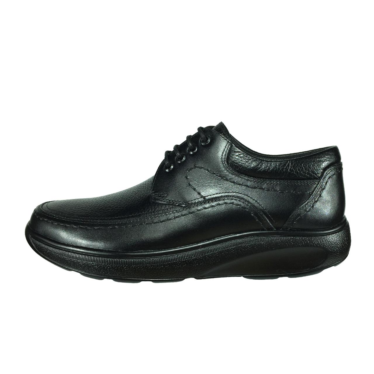 قیمت کفش طبی مردانه پاریس جامه مدل B491 رنگ مشکی