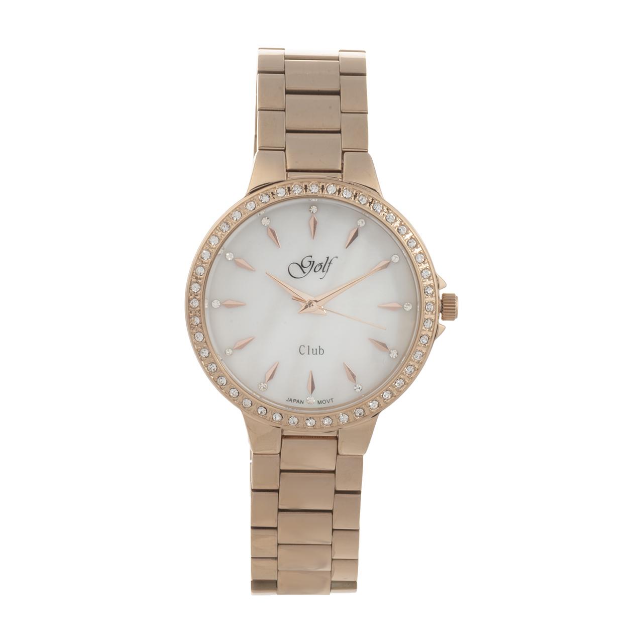 خرید ساعت مچی عقربه ای زنانه گلف مدل 131-2