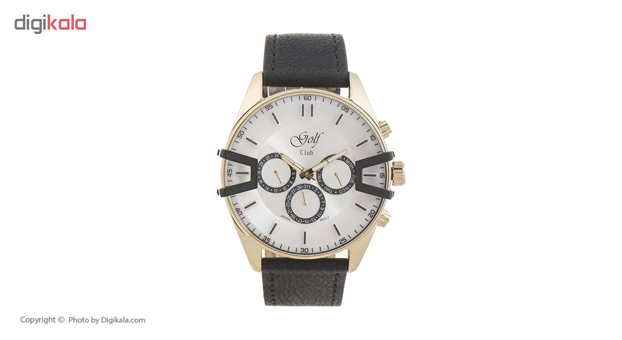 خرید ساعت مچی عقربه ای مردانه گلف مدل 122-2