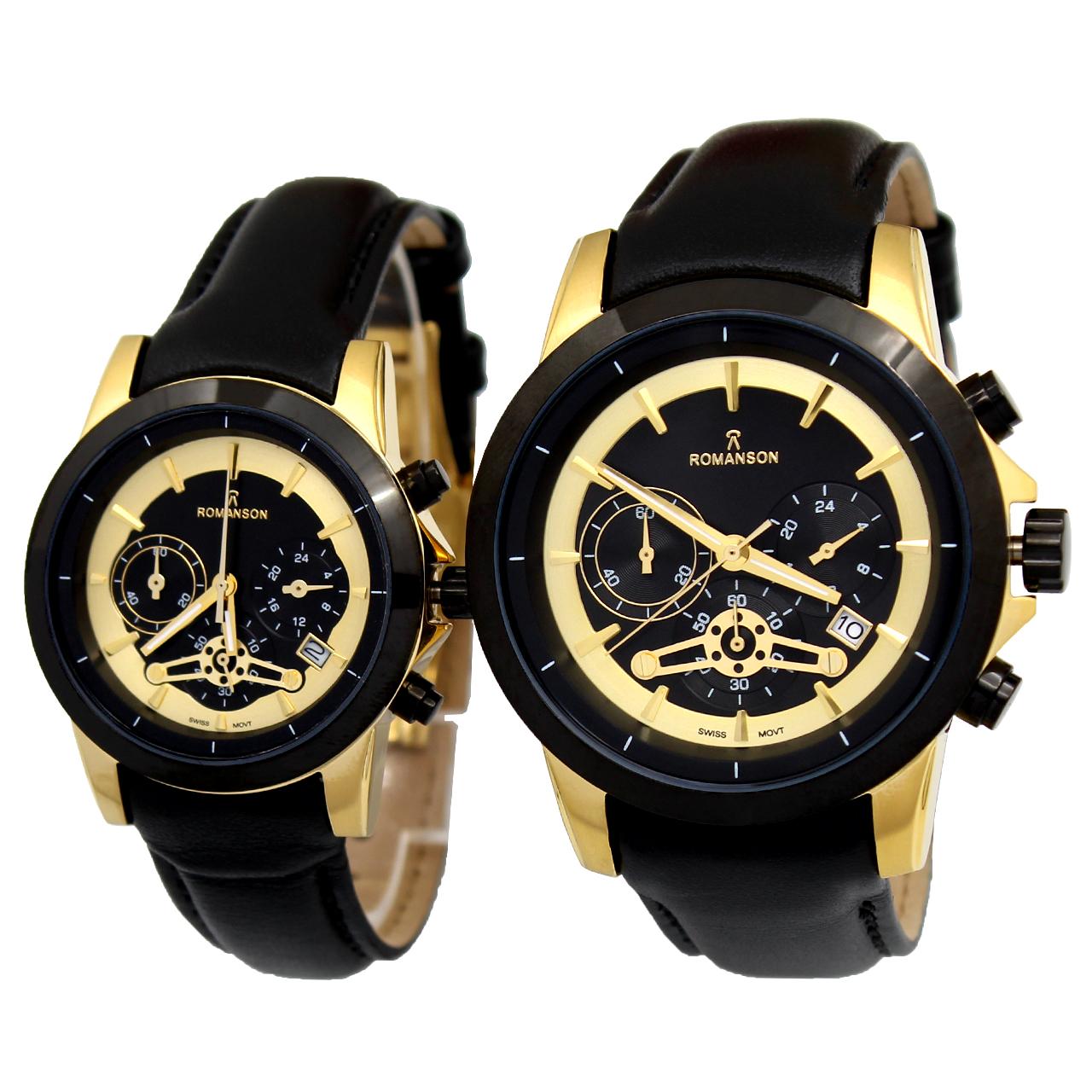 خرید ست ساعت مردانه و زنانه مدل DGSK-0027