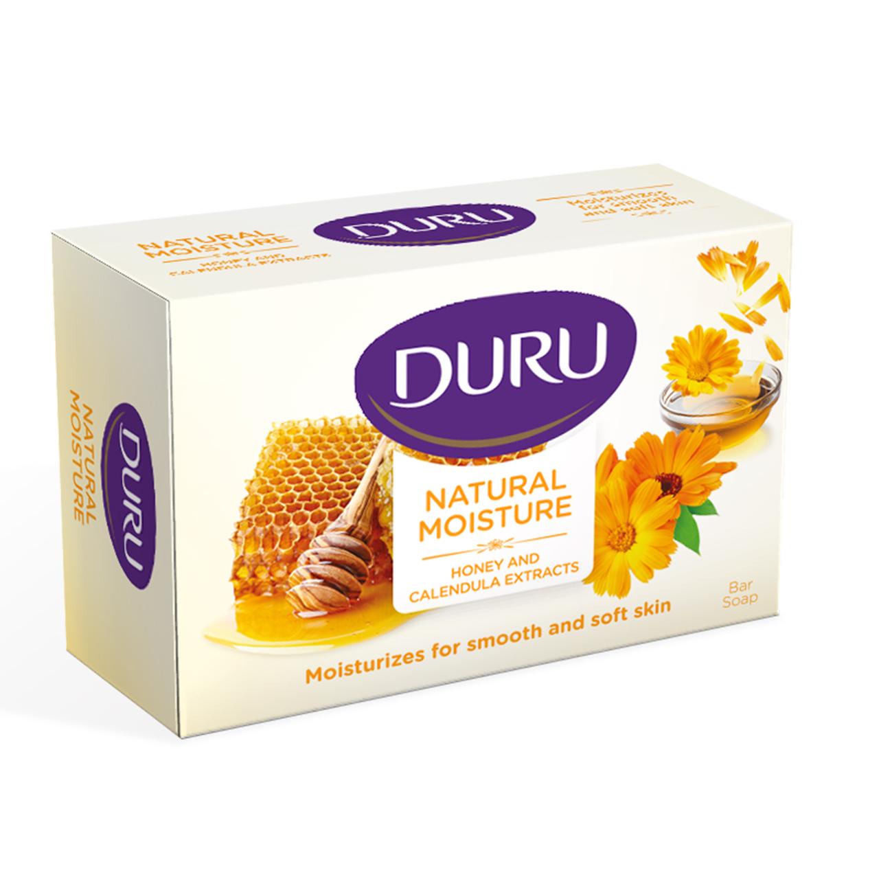 قیمت صابون حمام دورو مدل Honey And Calendula مقدار 120 گرم
