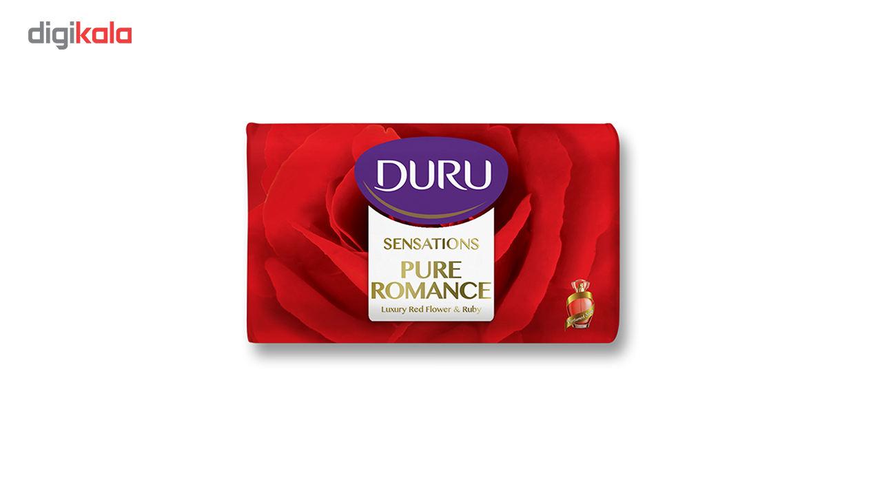 صابون دورو مدل Pure Romance مقدار 90 گرم -  - 3