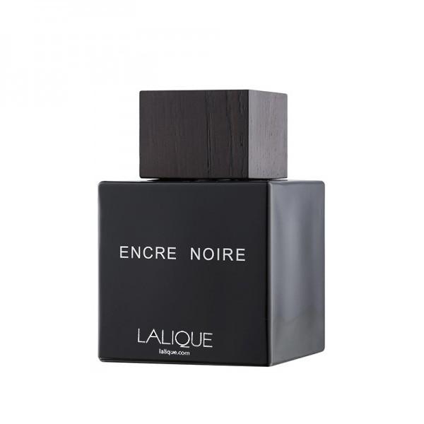 تستر ادوتویلت مردانه لالیک مدل ENCRE  NOIRE حجم 100 میلی لیتر