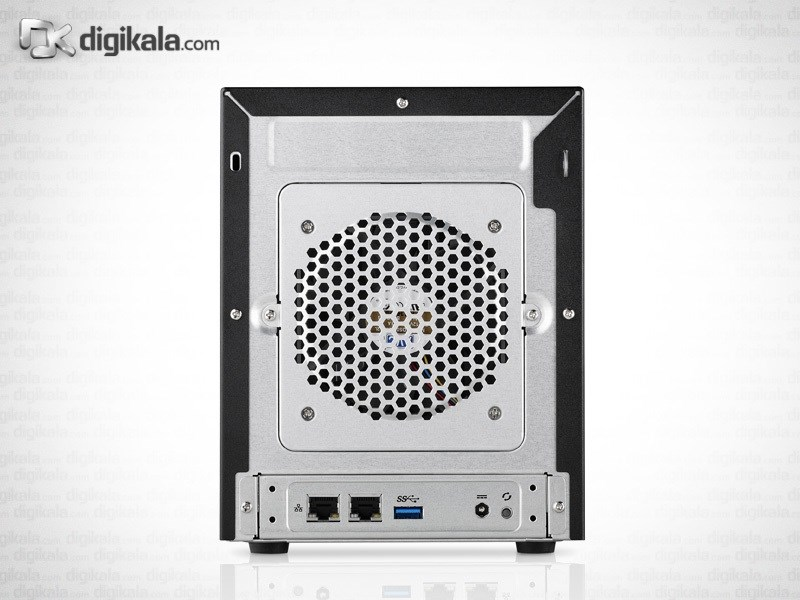 ذخیره ساز تحت شبکه 4Bay سیگیت مدل بیزینس استوریج ظرفیت 12 ترابایت