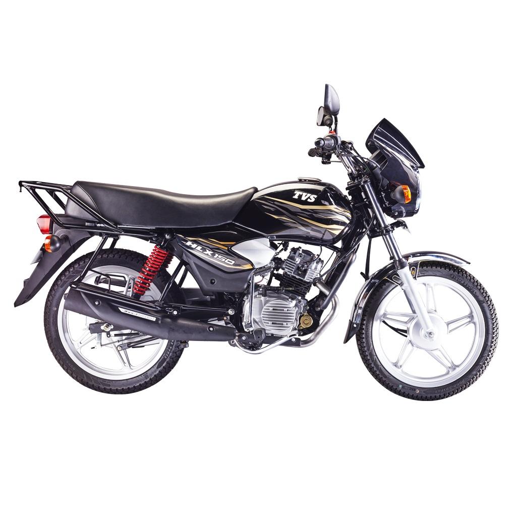 موتورسیکلت تی وی اس مدل HLX 150 cc سال 1398