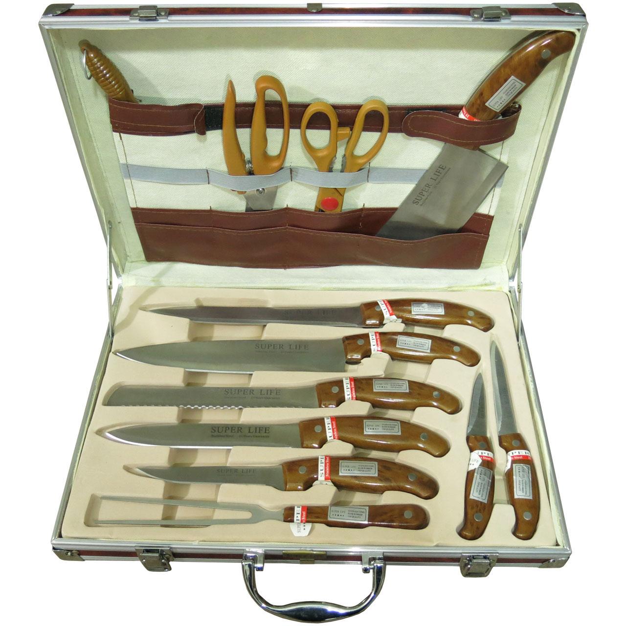 ست چاقو 12 پارچه مدل SP12
