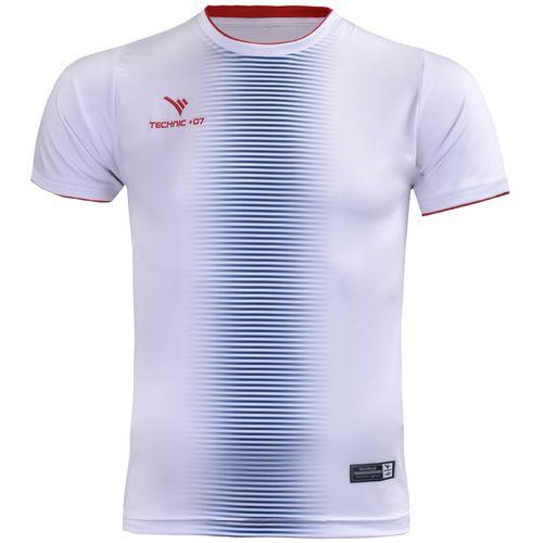 تی شرت ورزشی مردانه تکنیک مدل TS130