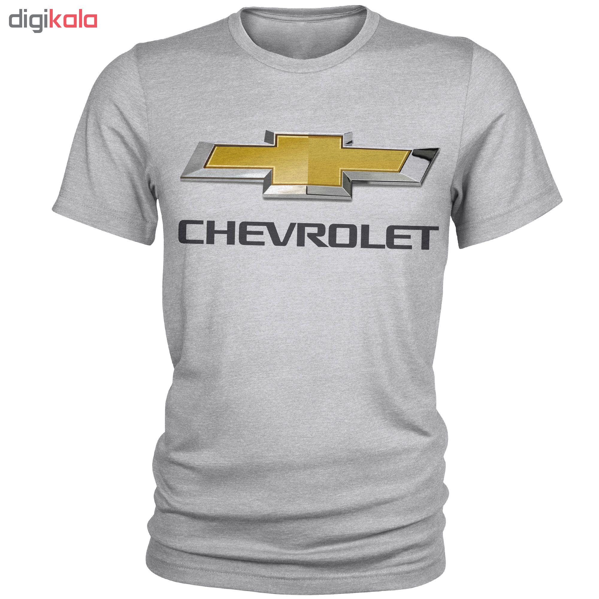 تی شرت مردانه مدل Chevrolet کد A108