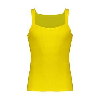 زیرپوش مردانه حجت مدل Hojat-kh رنگ زرد