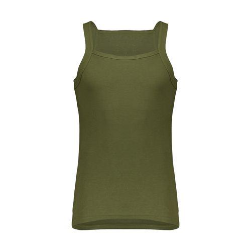 زیرپوش مردانه حجت مدل Hoj-kh رنگ سبز سدری