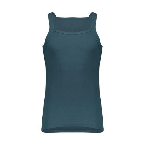 زیرپوش مردانه حجت مدل Hoj-kh رنگ سبز آبی
